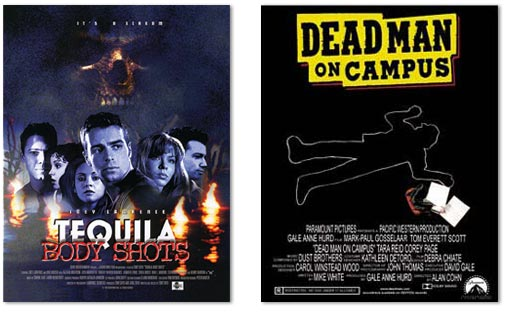 Movie Poster Designs