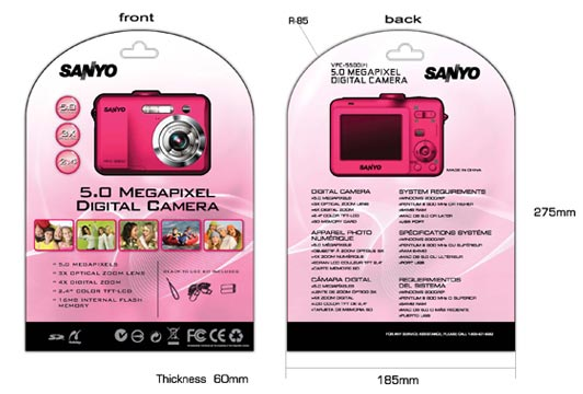 Camera Packaging